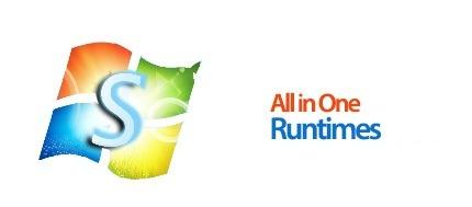 آموزش استفاده و دانلود برنامه All in One Runtimes