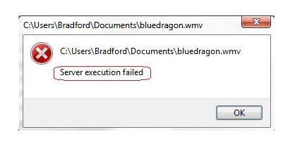 رفع ارور windows media player server execution failed در ویندوز مدیا پلیر