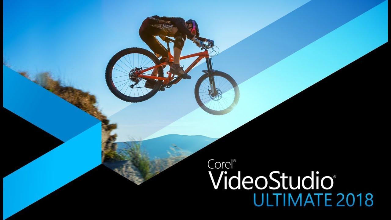 Corel VideoStudio 2018