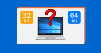 64bit or 32 bit