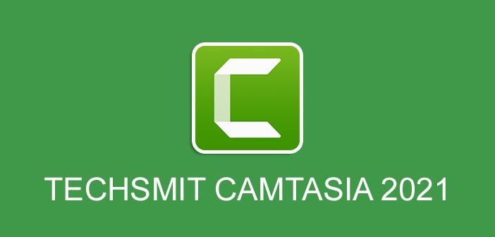 Camtasia Studio 2021