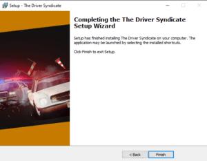 آموزش نصب The Driver Syndicate
